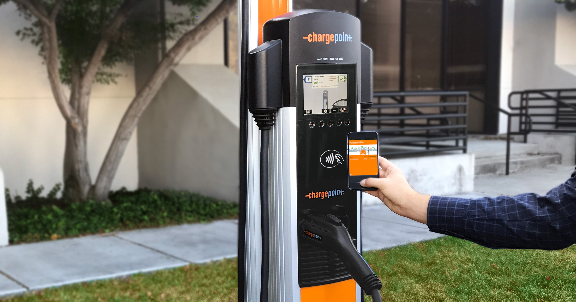 GoingGreen ChargePoint