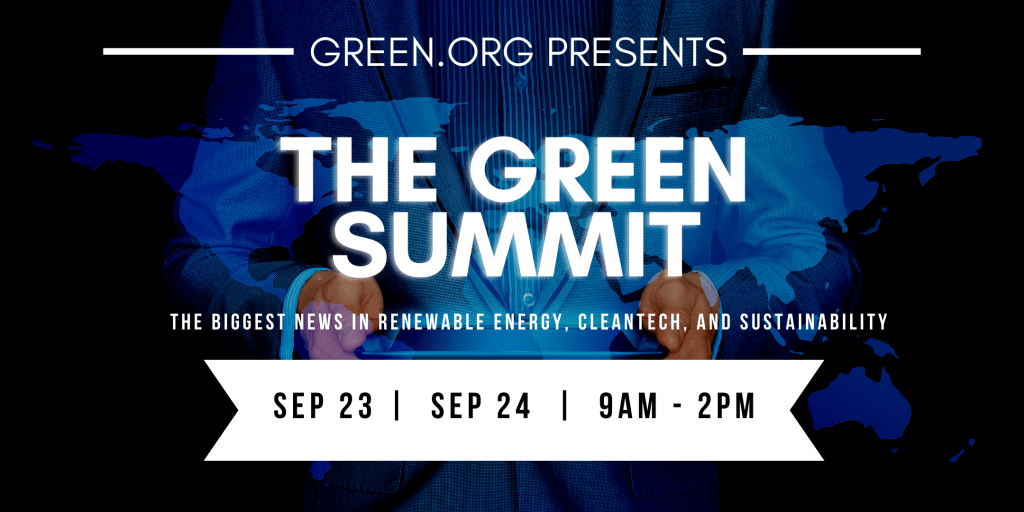 The Green Summit by Green.Org